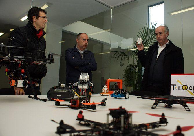 Telocrea Drones